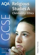 Cover for AQA GCSE Religious Studies A - Christianity: Ethics