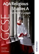 Cover for AQA GCSE Religious Studies A - St Mark