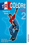 Cover for Tricolore Total 2 Teacher Book