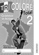 Cover for Tricolore Total 2 Grammar in Action Workbook (8 pack)