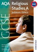 Cover for AQA GCSE Religious Studies A - Judaism: Ethics