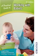 Cover for A Practical Guide to Working With Babies 4th Edition