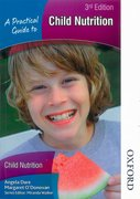 Cover for A Practical Guide to Child Nutrition 3rd Edition
