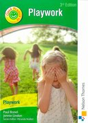 Cover for Good Practice in Playwork 3rd Edition