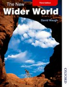 Cover for The New Wider World