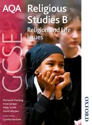 Cover for AQA GCSE Religious Studies B - Religion and Life Issues