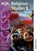 Cover for AQA GCSE Religious Studies B - Religion and Morality