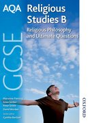 Cover for AQA GCSE Religious Studies B - Religious Philosophy and Ultimate Questions
