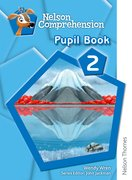 Cover for Nelson Comprehension Pupil Book 2