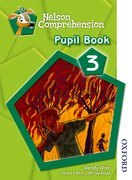 Cover for Nelson Comprehension Pupil Book 3