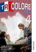 Cover for Tricolore Total 4 Student Book