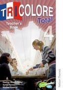 Cover for Tricolore Total 4 Teacher Book