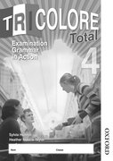 Cover for Tricolore Total 4 Grammar in Action Workbook (8 pack)