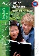 Cover for AQA GCSE English Literature Poetry and Anthology Teacher