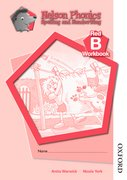 Cover for Nelson Phonics Spelling and Handwriting Red Workbooks B (10)