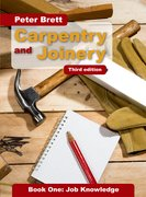 Cover for Carpentry and Joinery Book One: Job Knowledge Third edition