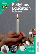 Cover for Religious Education for Jamaica Book 2 Worship