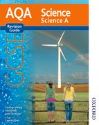 Cover for New AQA Science GCSE Science A Revision Guide