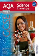 Cover for New AQA Science GCSE Chemistry Teacher