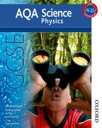 Cover for New AQA Science GCSE Physics
