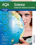 Cover for New AQA Science GCSE Science B Science in Context Revision Guide