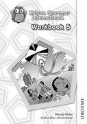 Cover for Nelson Grammar International Workbook 5 Pack of 10