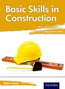 Cover for Basic Skills in Construction Entry Level 3 / Level 1