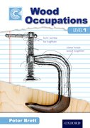 Cover for Wood Occupations Level 1 Course Companion