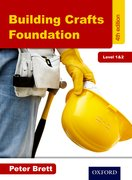 Cover for Building Crafts Foundation Level 1&2 4th Edition