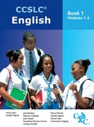 Cover for CCSLC English Book 1 Modules 1-3