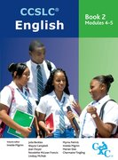 Cover for CCSLC English Book 2 Modules 4-5