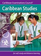 Cover for Caribbean Studies CAPE A Caribbean Examinations Council Study Guide