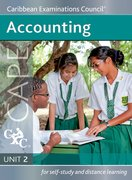 Cover for Accounting CAPE Unit 2 A Caribbean Examinations Council Study Guide