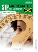 Cover for STP Mathematics for Jamaica Grade 7