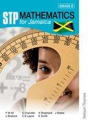 Cover for STP Mathematics for Jamaica Grade 8
