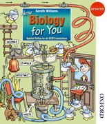 Cover for Updated New Biology for You Student Book