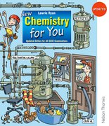 Cover for Updated New Chemistry for You