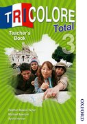 Cover for Tricolore Total 3 Teacher Book