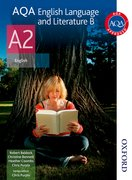 Cover for AQA English Language and Literature B A2