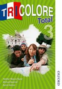 Cover for Tricolore Total 3 Student Book