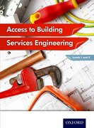 Cover for Access to Building Services Engineering Levels 1 and 2
