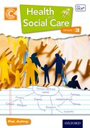 Cover for Health and Social Care Diploma Level 3 Course Companion