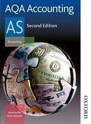 Cover for AQA Accounting AS 2nd Edition