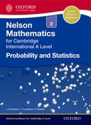 Cover for Nelson Probability and Statistics 2 for Cambridge International A Level
