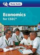 Cover for Economics for CSEC CXC A Caribbean Examinations Council Study Guide