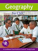Cover for Geography for CSEC CXC A Caribbean Examinations Council Study Guide