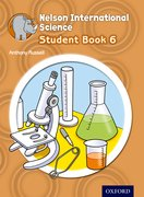 Cover for Nelson International Science Student Book 6