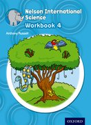 Cover for Nelson International Science Workbook 4