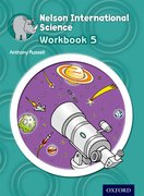 Cover for Nelson International Science Workbook 5