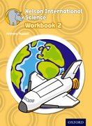 Cover for Nelson International Science Workbook 2